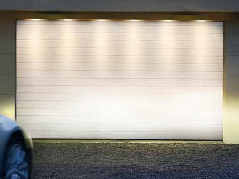 Automatic garage door ISO 45 | Garage door - NOVOFERM SCHIEVANO