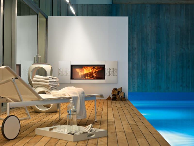 Ceramic Fireplace Mantel VAN GOGH - MCZ GROUP