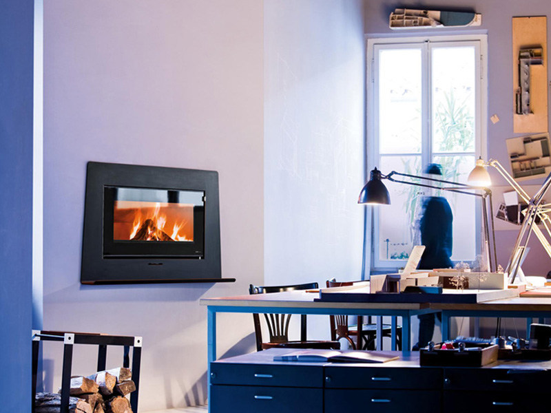 Fireplace Mantel LINE by MCZ GROUP