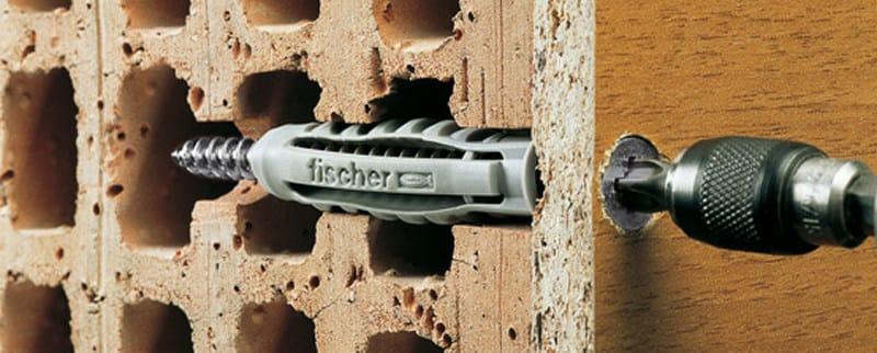 Wall plug Fischer SX by fischer italia