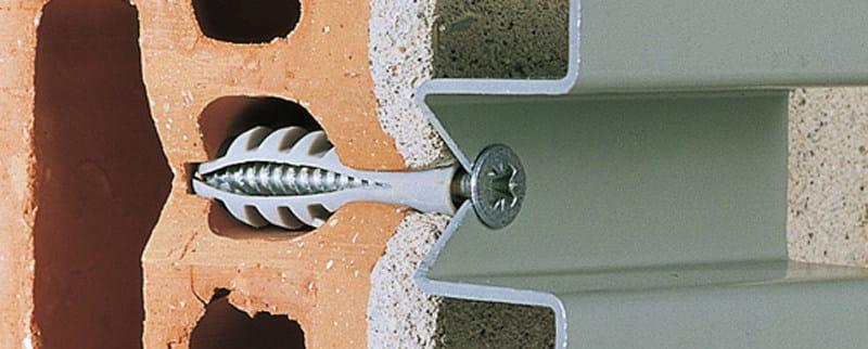 Wall plug Fischer S by fischer italia