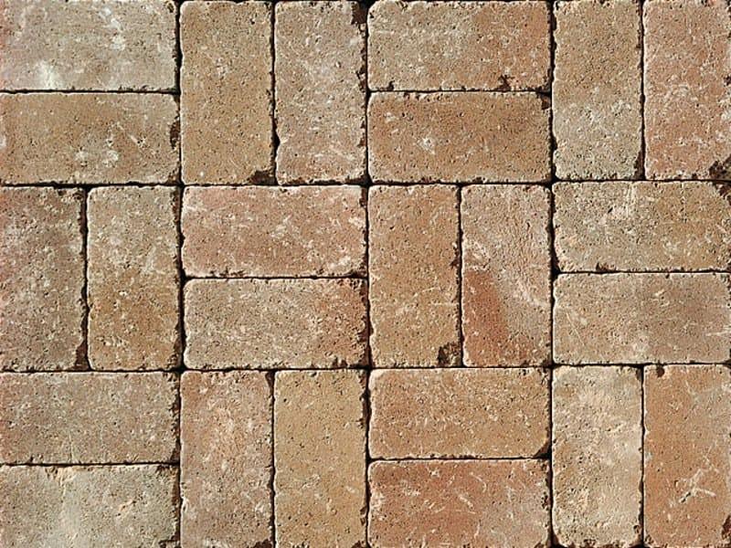 pavimento autobloccante esterno leroy merlin : Massello autobloccante in calcestruzzo per esterni Gli Invecchiati ...