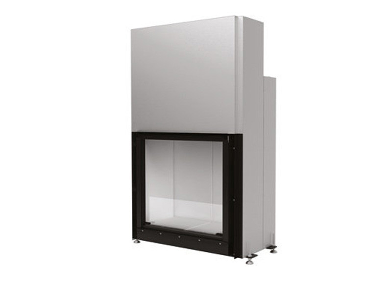 Closed Built-in Boiler fireplace FORMA 75 WOOD - MCZ GROUP