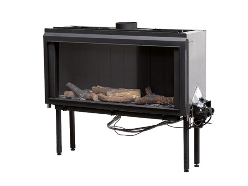 Gas Closed Boiler fireplace FORMA 115 GAS - MCZ GROUP