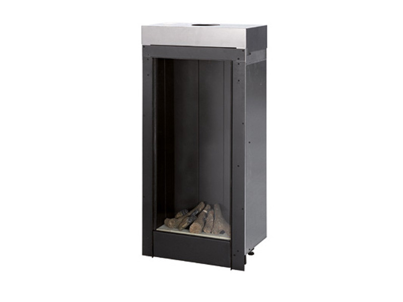 Gas Closed Boiler fireplace FORMA 55 GAS - MCZ GROUP