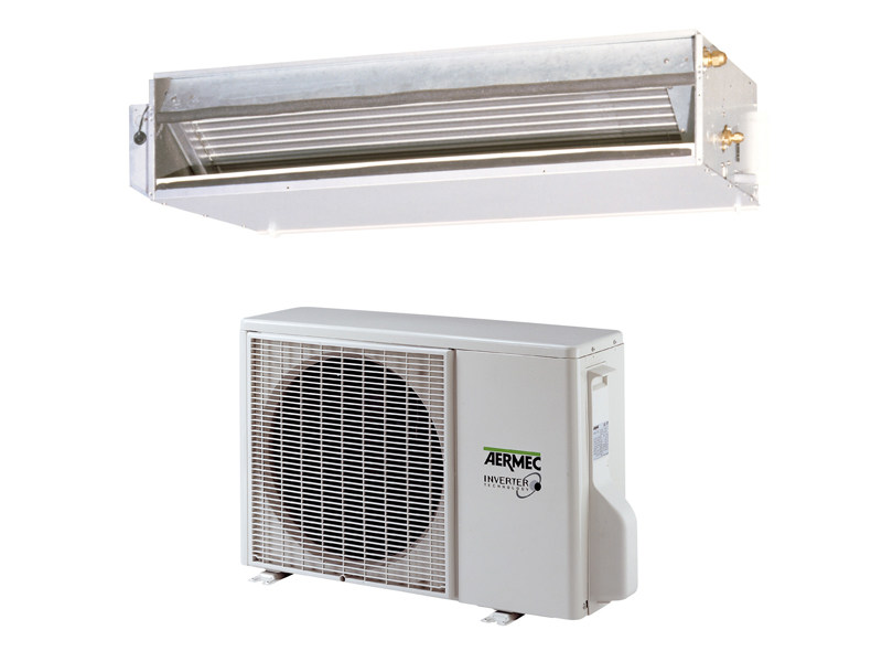 Split air conditioner with heat pump EXCI - AERMEC