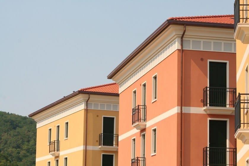 Cornice per facciate in eps cornice per facciate in eps eleni - Cornici finestre in polistirolo ...