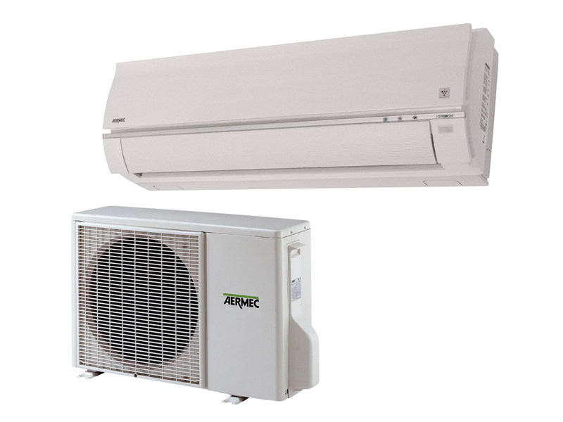 Split air conditioner with heat pump EWAH - AERMEC