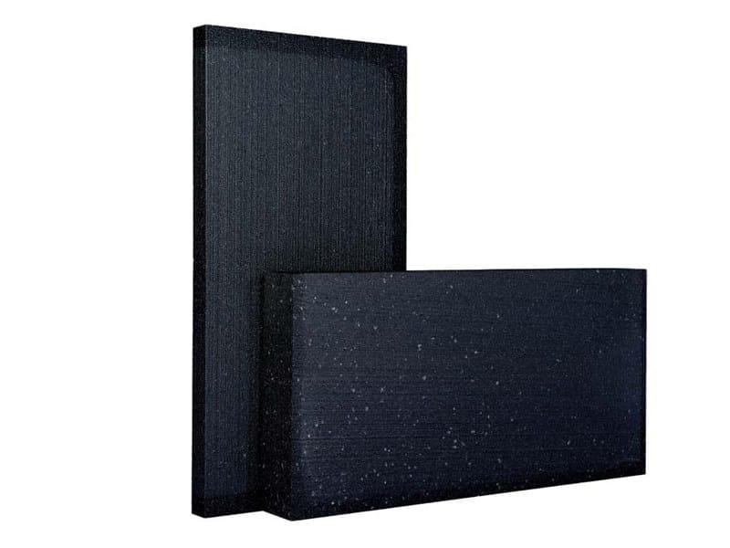 EPS thermal insulation panel ECOSILVER® 70 CAP - FORTLAN - DIBI