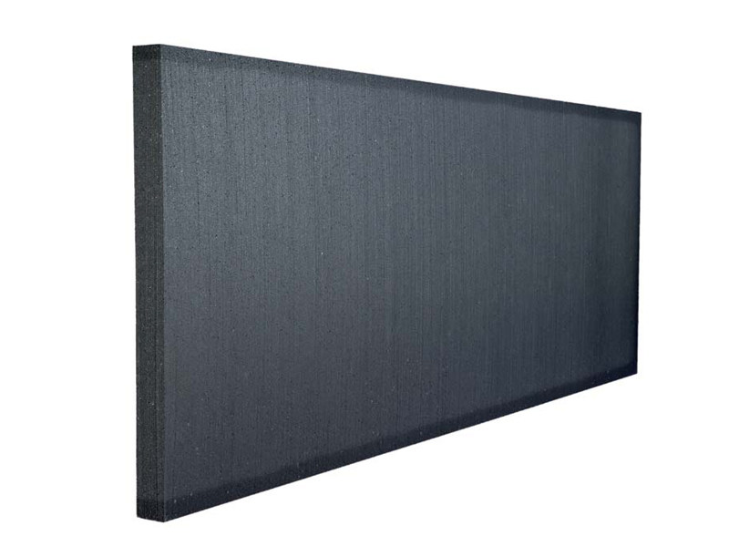 EPS thermal insulation panel ECOSILVER® 100 by FORTLAN - DIBI