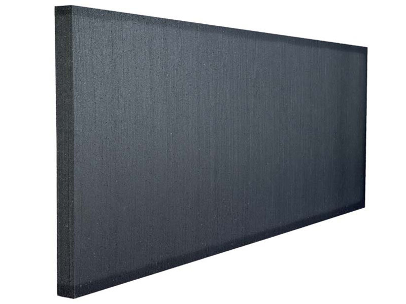 EPS thermal insulation panel ECOSILVER® 100 CAP by FORTLAN - DIBI