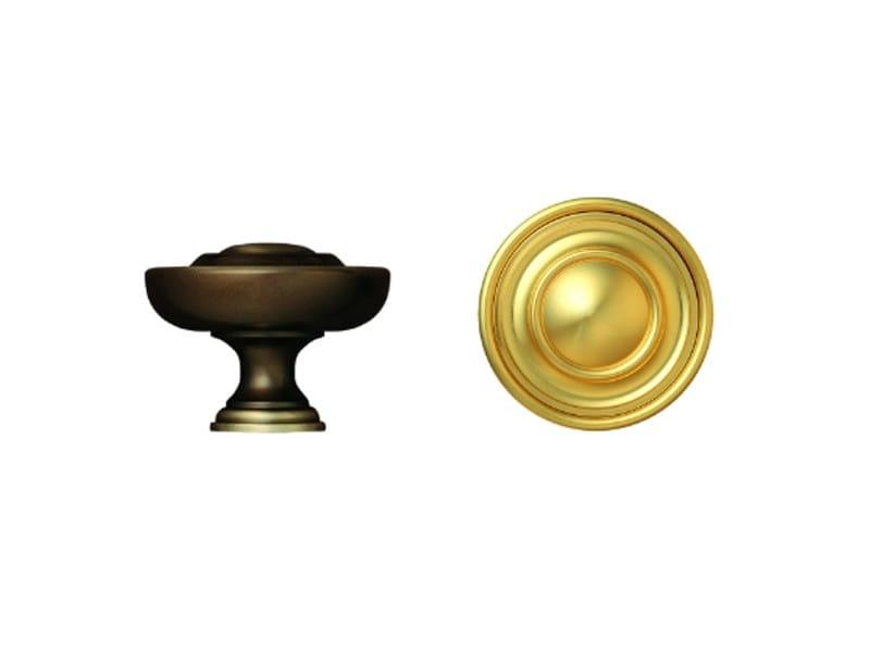Classic style brass door knob 137 | Door knob - Enrico Cassina
