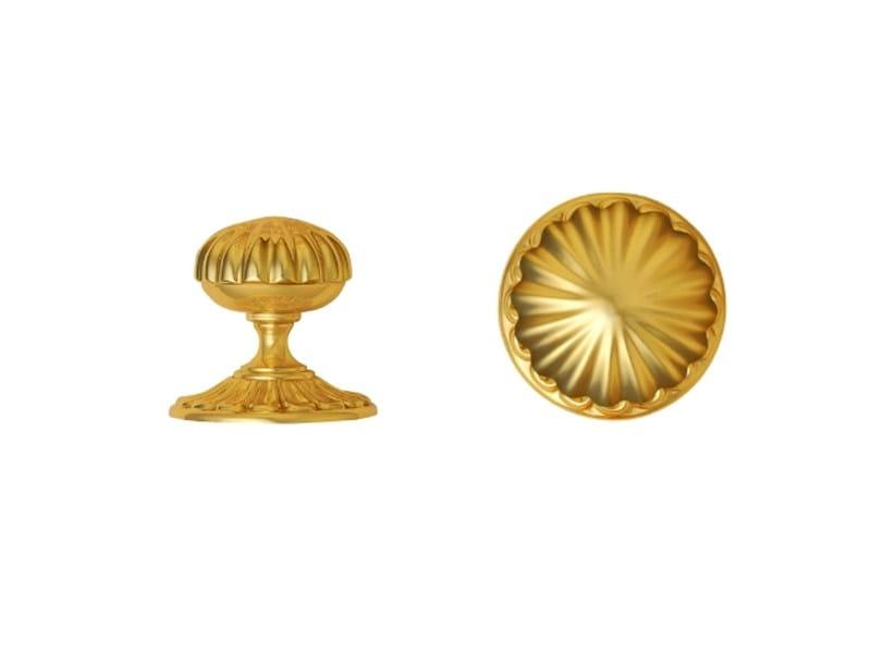 Classic style brass door knob 168 | Door knob - Enrico Cassina
