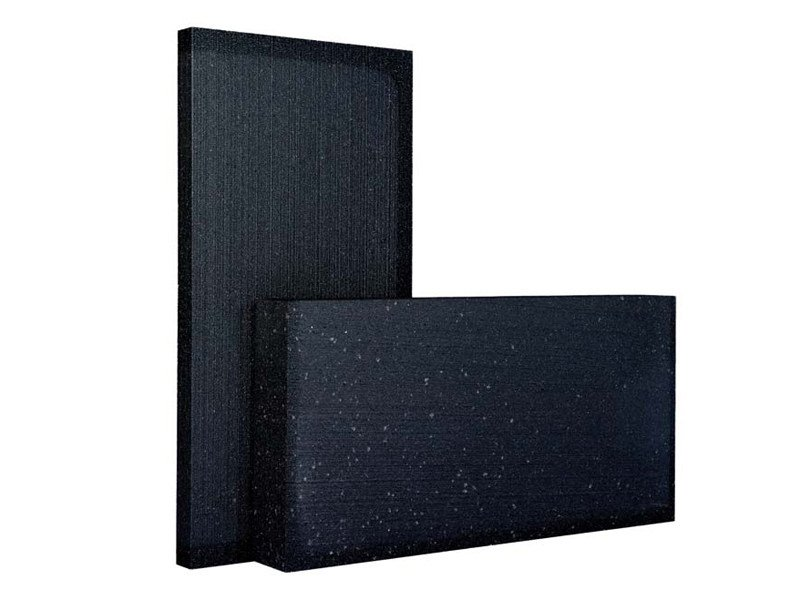 EPS thermal insulation panel ECOSILVER® 150 CAP - FORTLAN - DIBI
