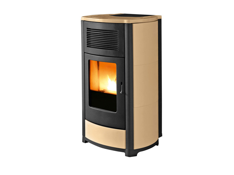 Pellet stove for air heating CLUB - MCZ GROUP