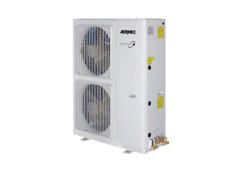 Multi-split air conditioner with heat pump Sistema multisplit MDW - AERMEC
