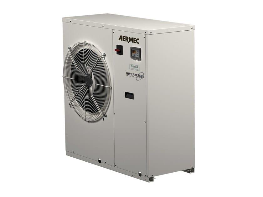 Pompa di calore condensata in aria ANLI - AERMEC