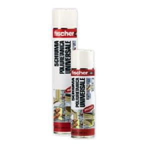 Foam and spray Fischer 1K - FISCHER ITALIA