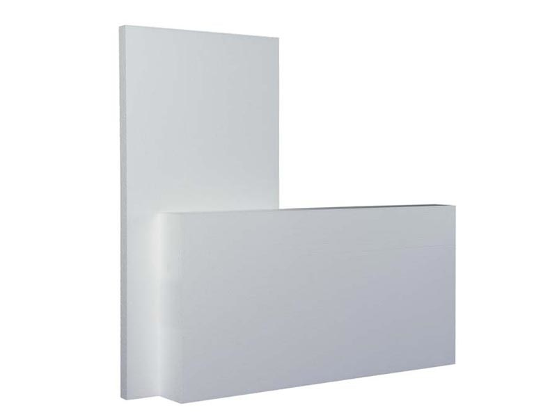 EPS thermal insulation panel DIBIPOR 100 CAP - FORTLAN - DIBI
