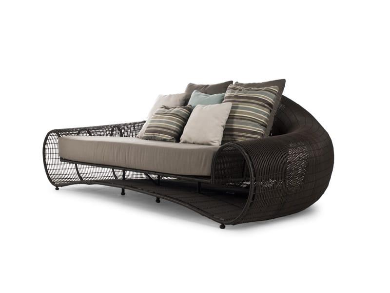 Garden sofa CROISSANT | Garden sofa - KENNETH COBONPUE