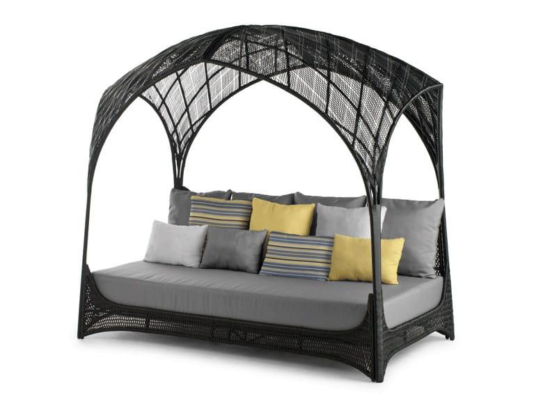 Canopy garden sofa HAGIA | Canopy garden sofa - KENNETH COBONPUE