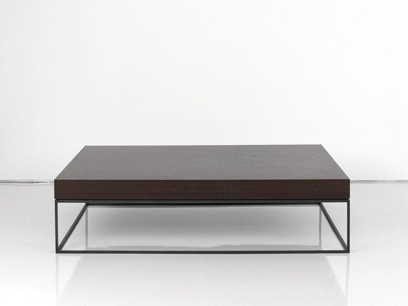 Low wooden coffee table HOUSTON | Coffee table - INTERNI EDITION