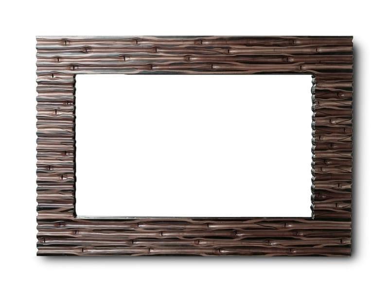 Framed mirror KABUKI | Framed mirror - KENNETH COBONPUE