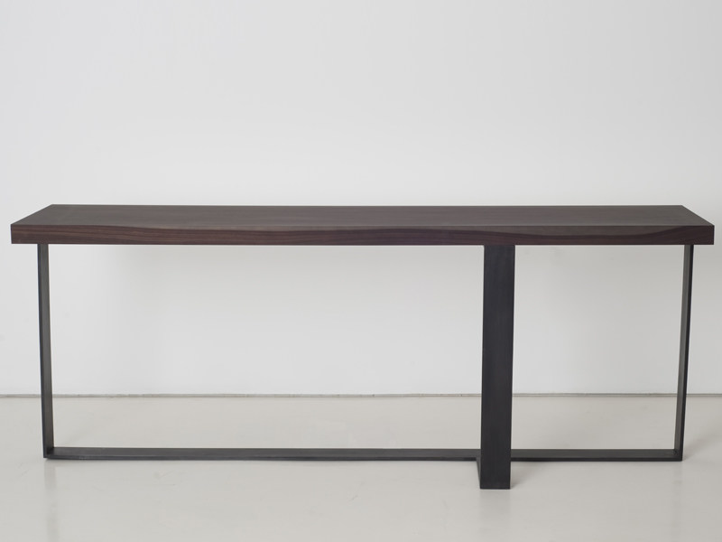 Rectangular wooden console table NEPAL | Console table - INTERNI EDITION