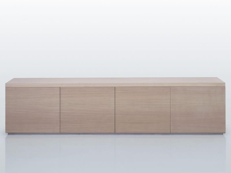 Wooden sideboard with doors BRISTOL | Sideboard - INTERNI EDITION