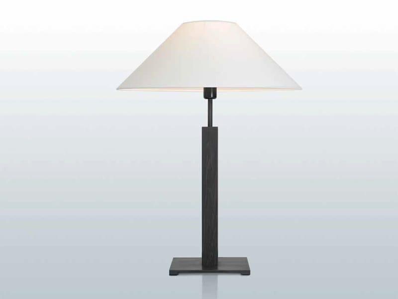 Steel table lamp BRIGHTON - INTERNI EDITION