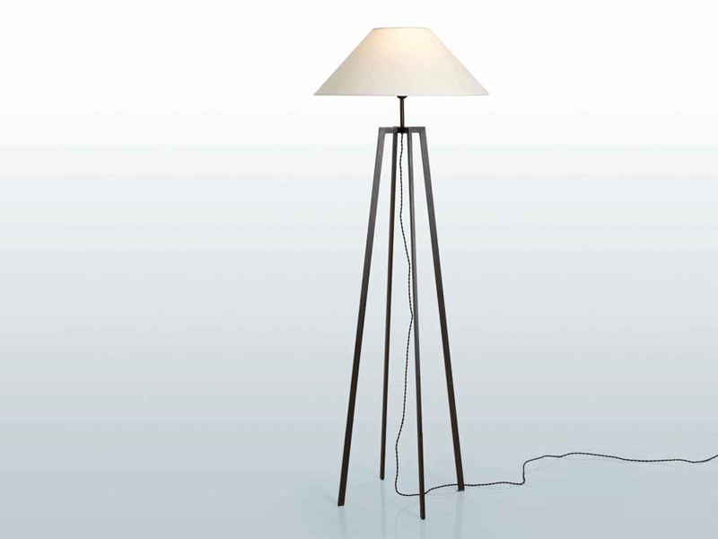 Steel floor lamp COGOLIN by INTERNI EDITION