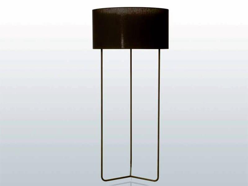 Design steel floor lamp DUNE - INTERNI EDITION