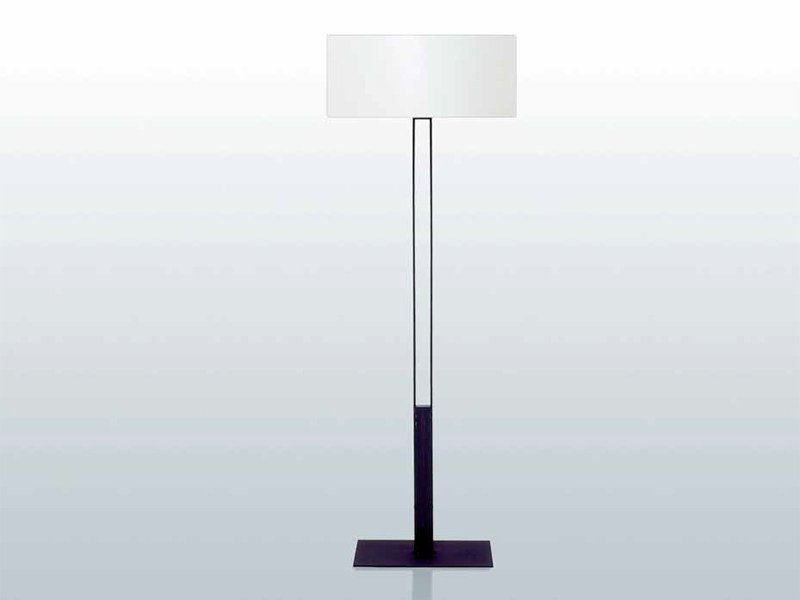 Steel floor lamp IN BETWEEN - INTERNI EDITION