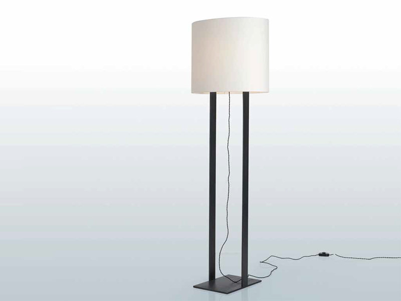 Steel floor lamp MONTBAZEN by INTERNI EDITION