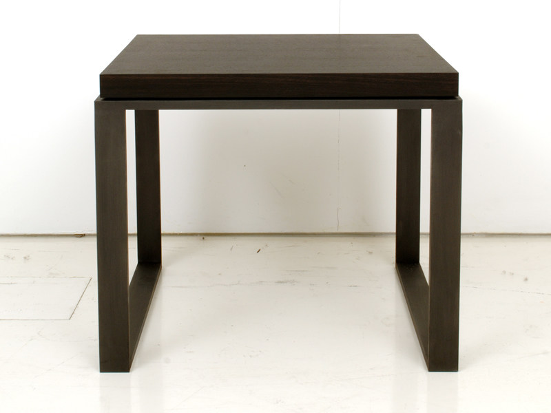 Square Wooden Coffee Table Houston P15 50 By Interni Edition