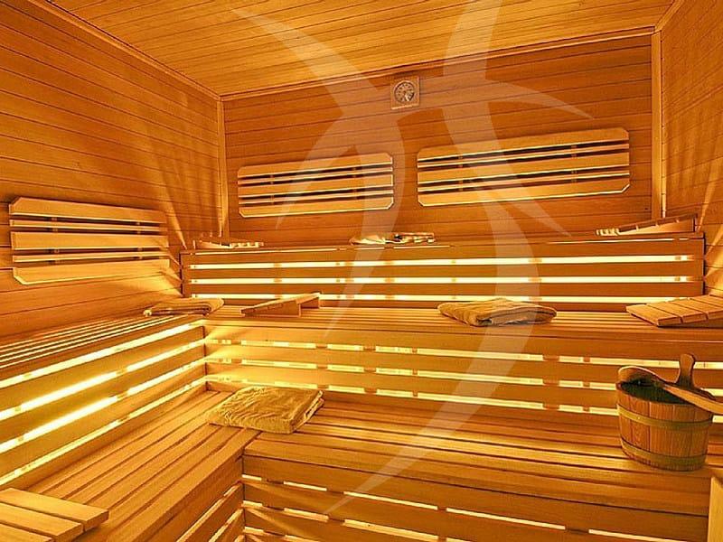 Finnish sauna CLASSICA by Happy Sauna