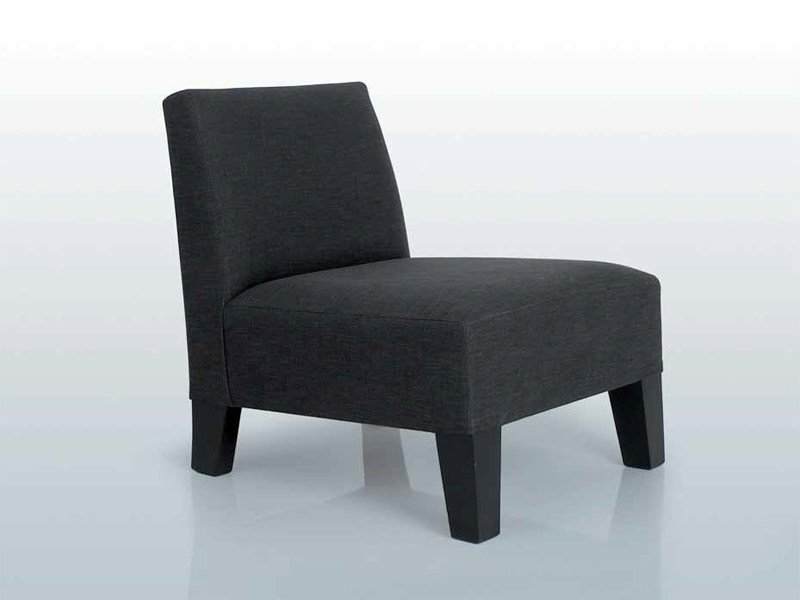 Upholstered armchair MANHATTAN by INTERNI EDITION