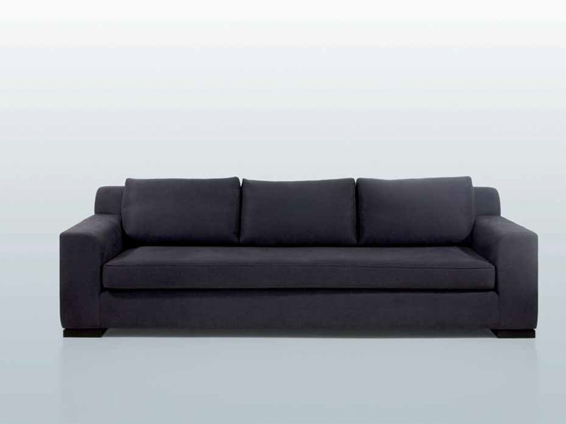 3 seater fabric sofa NEW CLASSIC - INTERNI EDITION
