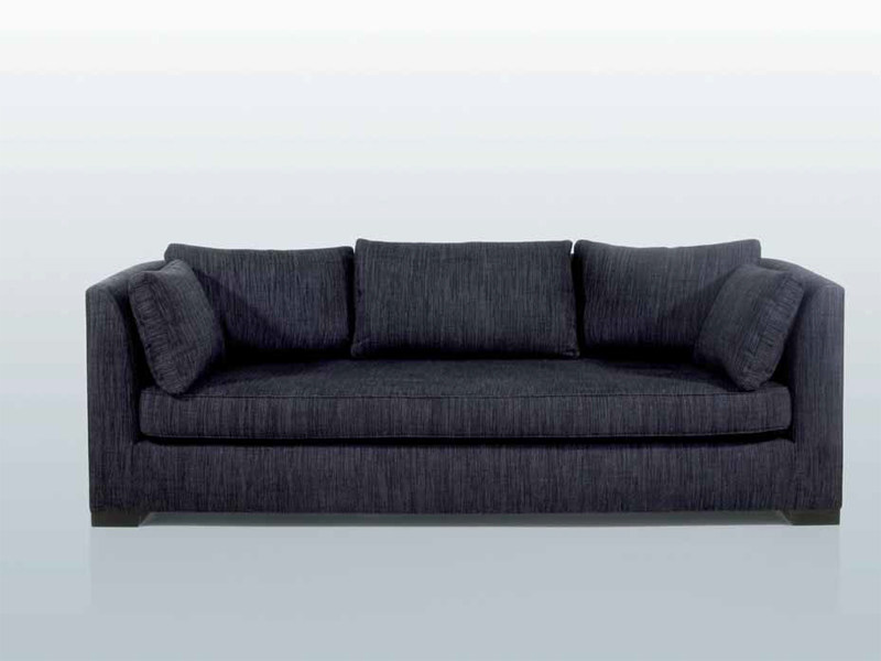 3 seater fabric sofa OVALE by INTERNI EDITION