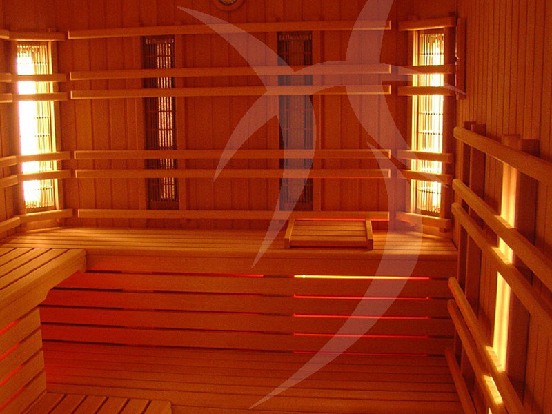 Infrared sauna Infrared sauna - Happy Sauna