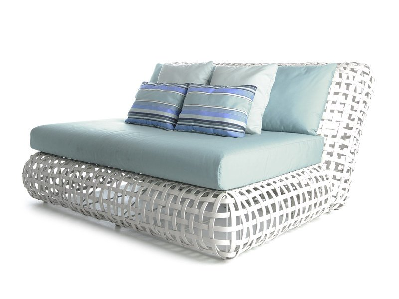 Rattan garden bed MATILDA | Garden bed - KENNETH COBONPUE