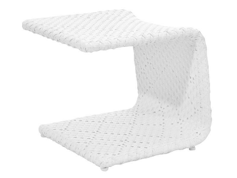 Polyethylene garden side table MERMAID | Garden side table - KENNETH COBONPUE