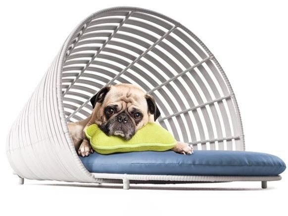 Polyethylene dogbasket OPERETTA by KENNETH COBONPUE