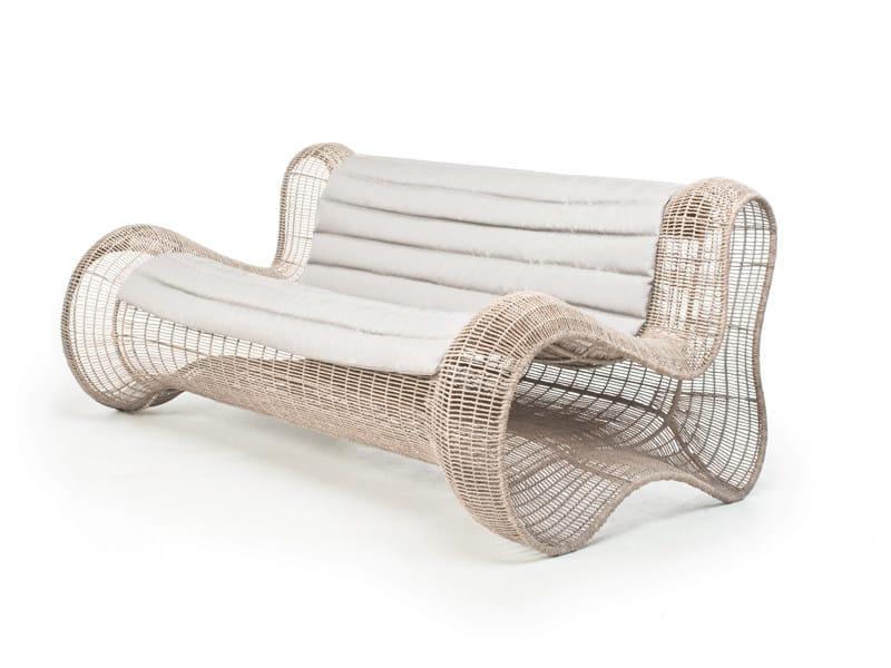Polyethylene sofa PIGALLE | Sofa by KENNETH COBONPUE