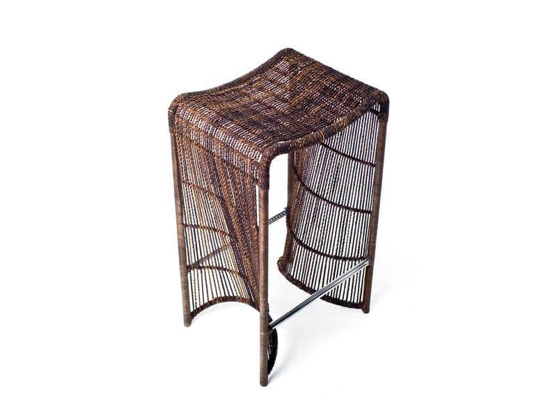 Polyethylene stool PIGALLE | Stool by KENNETH COBONPUE
