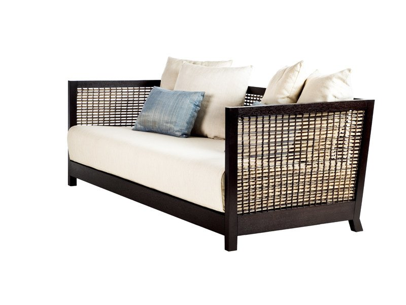 Oriental style rattan sofa SUZY WONG | Sofa - KENNETH COBONPUE