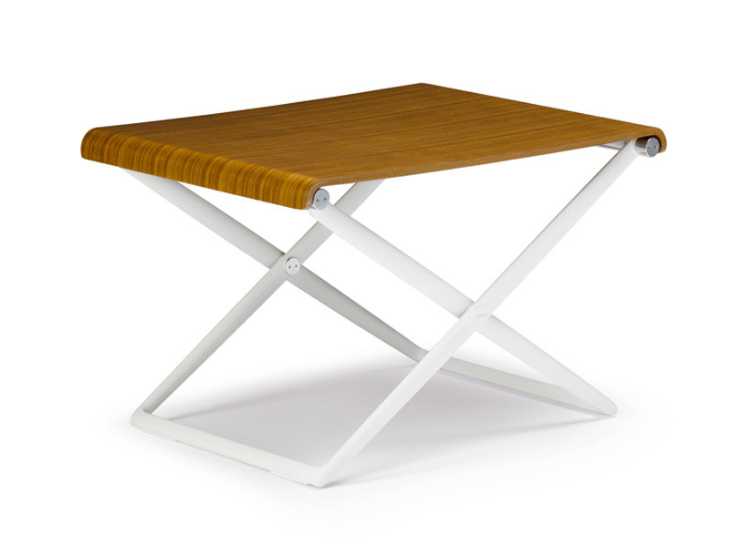 Folding garden side table SEAX | Coffee table - Dedon