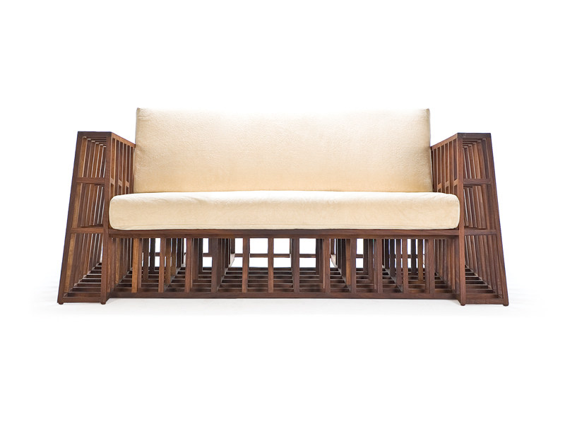 Wooden sofa TILT! | Wooden sofa by KENNETH COBONPUE