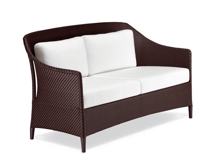 2 seater garden sofa SUMMERLAND | Garden sofa - Dedon