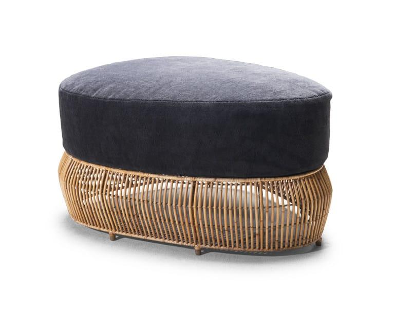Upholstered pouf YODA | Pouf - KENNETH COBONPUE
